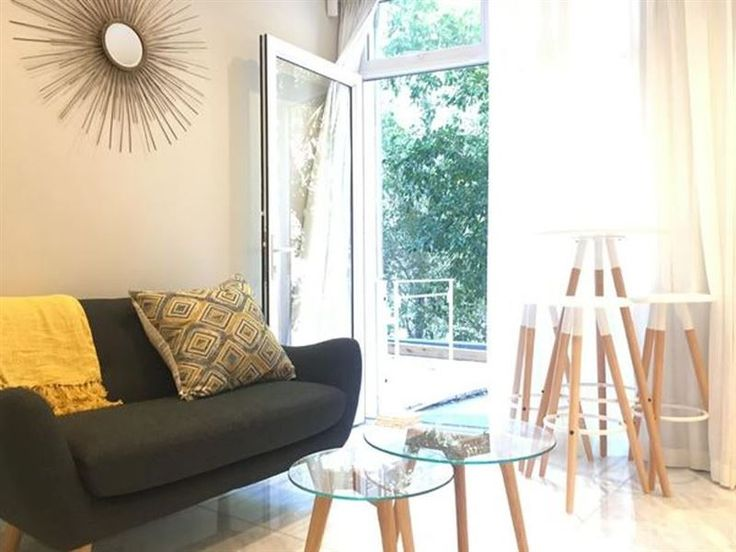 Studio Hyde Park - Welcome to Studio Hyde Park.The apartment features some bespoke furniture items with a modern contemporary aesthetic without compromising on any home comforts. Adding an extra element of luxury is the ... #weekendgetaways #dewaterkant #capetowncentral #southafrica