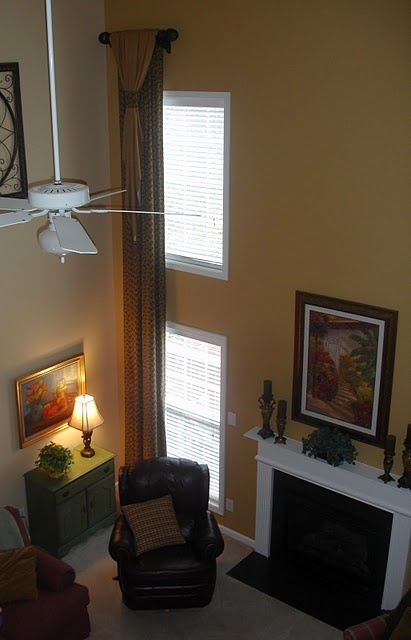 28 Best Two Story Windows Images On Pinterest Window Dressings Window Coverings And Blinds