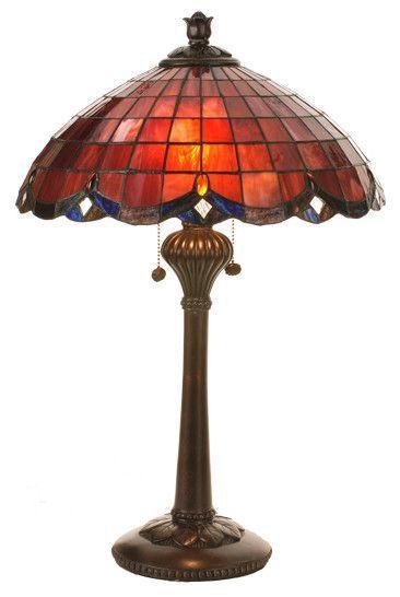 """Victorian Elan 24"""" Table Lamp"""