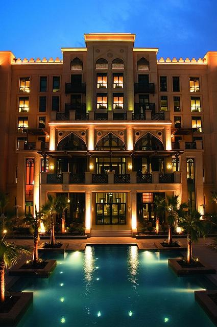 Dubai Qamardeen Hotel www.ideeperviaggiare.it by IDEE_PER_VIAGGIARE, via Flickr