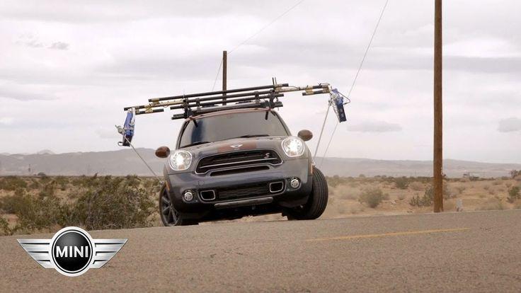 MINI USA   Behind the Scenes of Tony Hawk's MINI Countryman Adventure