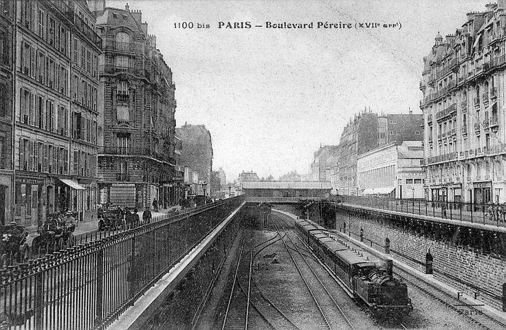Station CourcellesLevallois Association Sauvegarde