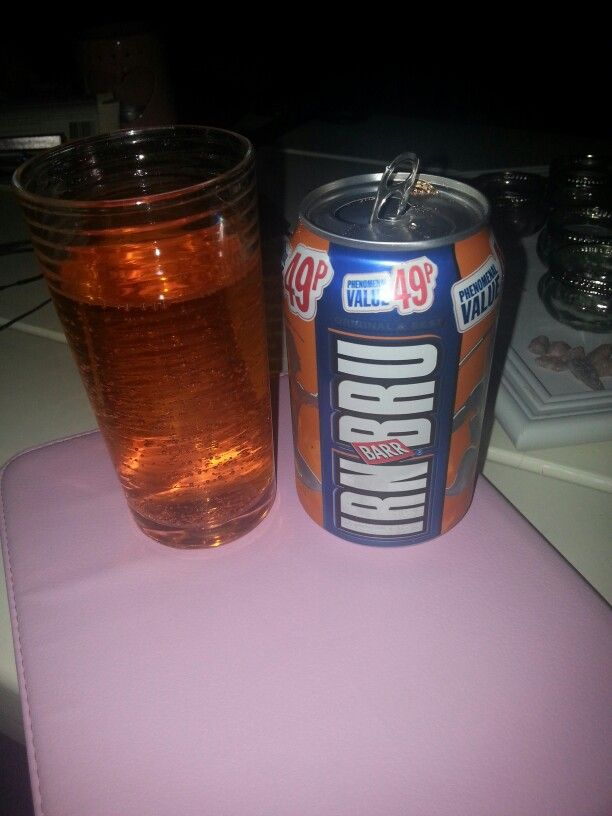 You can.t be Scottish  without drinking this.