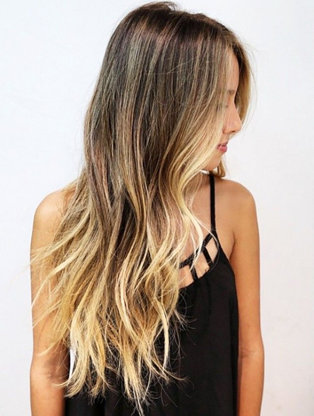 """Meet """"Lived-In"""" Hair: The Latest Color Trend That Lasts 6 Months 