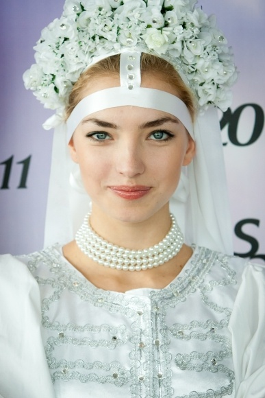 slovak bride