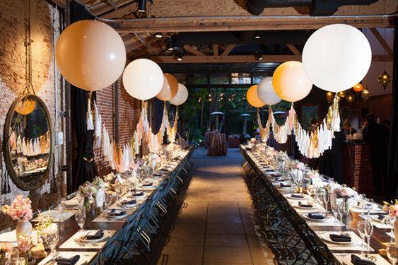 "36"" HUGE giant balloon Latex balloons super large round wedding decor photo prop…"