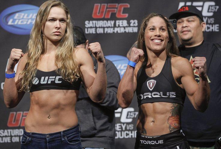 | Ronda Rousey UFC