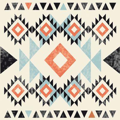 navajo triangles - Details - Envelop