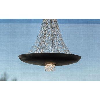 Empire S60 - Masiero - lampa wisząca  abanet.pl #lampy_ekskluzywne #piękna_lampa #nowoczesna_lampa_wisząca  #oświetlenie_kraków #lampy_włoskie #oświetlenie #masiero