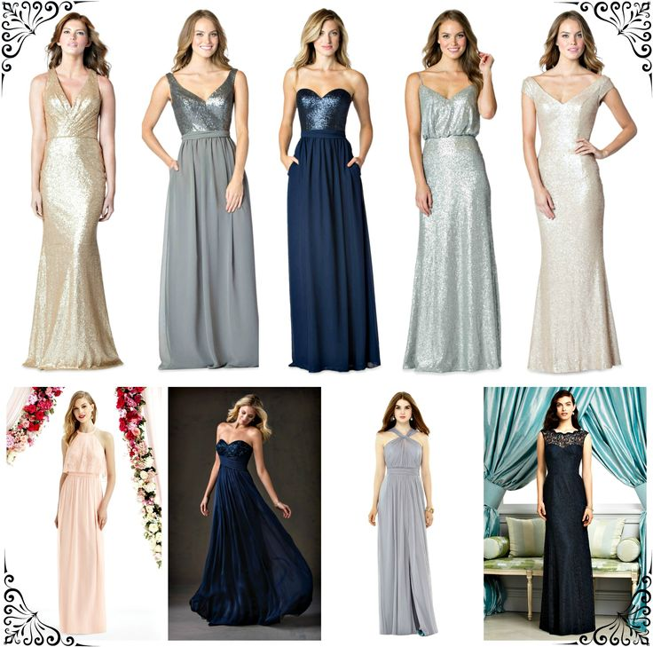 48 best Belsoie Bridesmaids images on Pinterest | Brides, Bridesmade ...