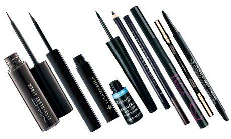 The best waterproof eyeliners