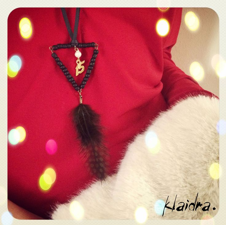 Time to drink champagne & dance under the light of a thousand stars!...✨ #klaidra #luckycharm #happy2015 #handmade #partytime #sparkle #christmas #festive #newyear #christmasgifts #bohemian #feather #jewelry #charms2015 #greekdesigners #klaidrajewelry