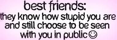 Image result for funny best friend quotes