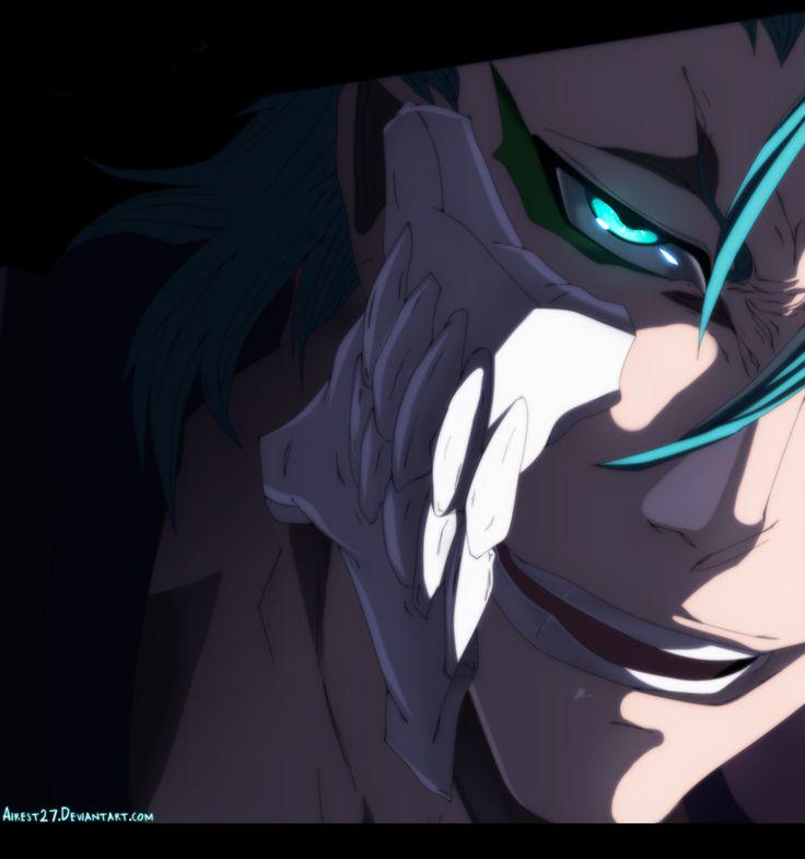 Grimmjow Jaegerjaquez - Bleach  Color  by Airest27.deviantart.com on @DeviantArt