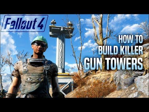 Top 5 Must Know Settlement Building Tips Fallout 4 No Mods Shop Class - YouTube
