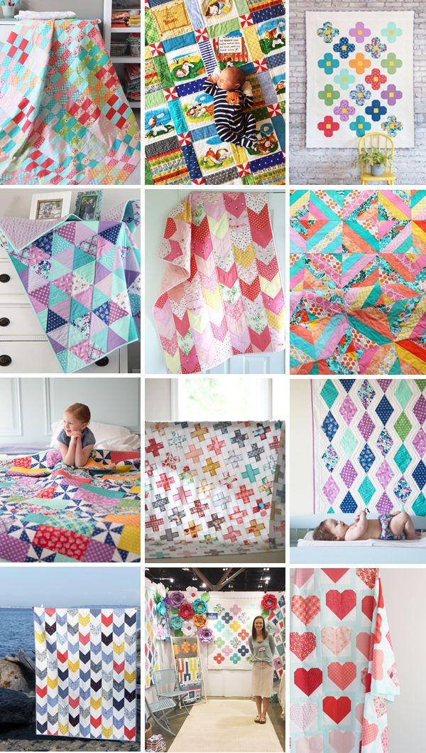 15 besten Patchwork Bilder auf Pinterest | Quiltmuster, Tischläufer ...