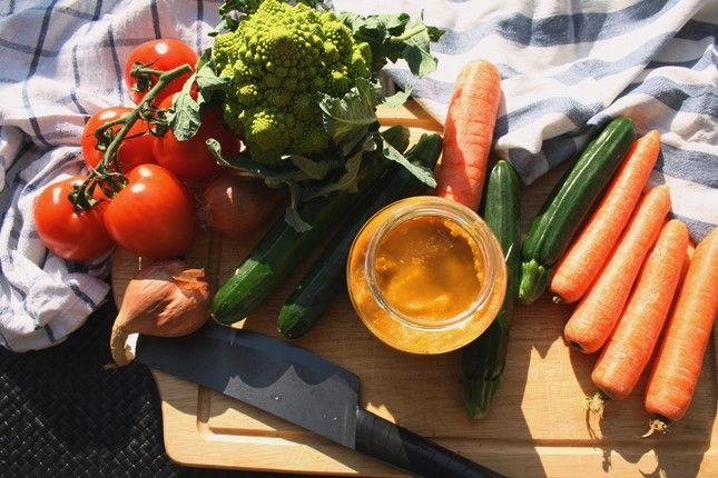 autoproduzione: dado vegetale