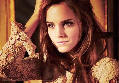 EmmaGirls Crushes, Long Hair, Emmawatson, Emma Watson, Beautiful, Hermione Granger, Harry Potter, Hair Color, Role Models