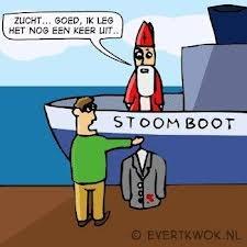 Evert Kwok - Stoomboot