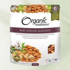 Almonds Shelled Raw