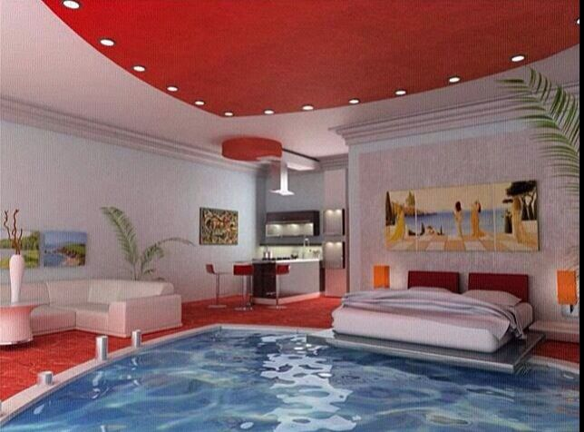 16 best Crazy Rooms images on Pinterest | Living room, For the home ...