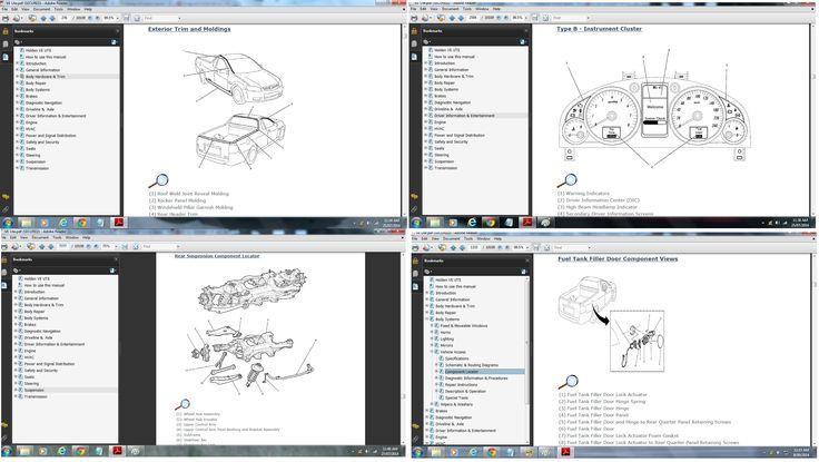 holden ve workshop manual pdf
