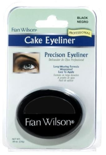 Fran Wilson - Cake Eyeliner Brown This is the formula professional make-up artists use! Gentle, long-lasting and smudge-resistant, it's easy to apply, whether requiring exceptional precision and contr