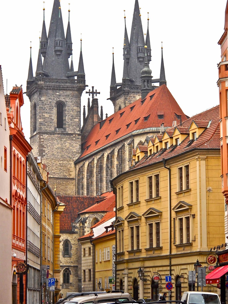 By far the most interesting walking European city we've visited!  Lovely Prague, Czeck Republic.