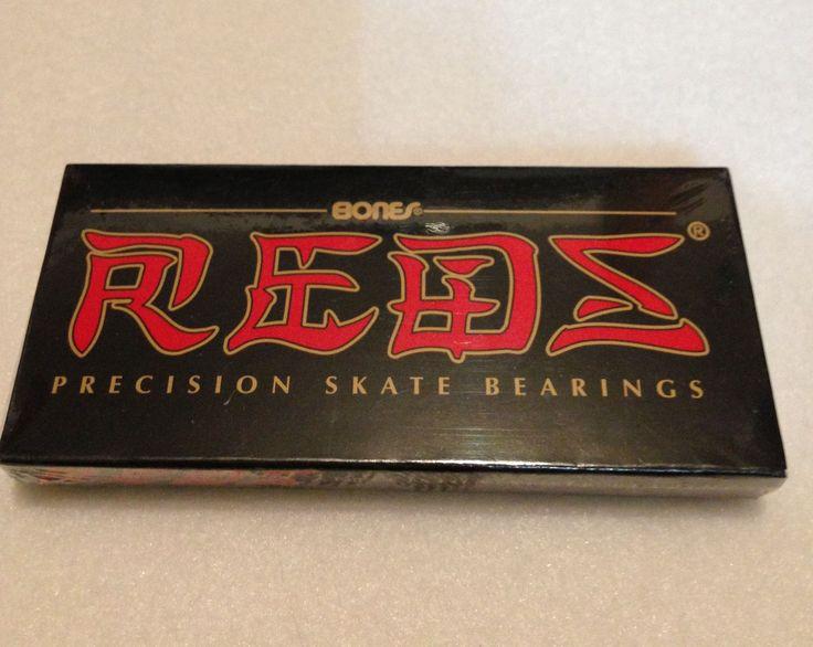 Bones Reds Skateboard Bearings Set