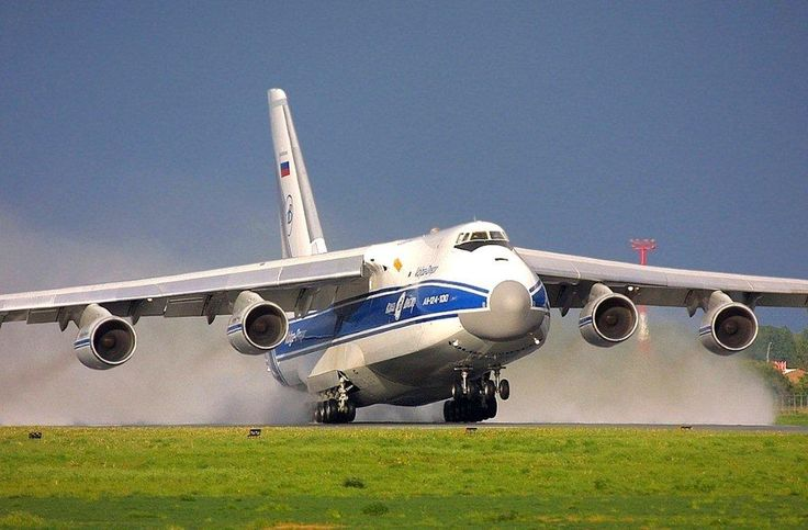 Volga-Dnepr Comments On End Of Joint Venture via @aeroaustralia