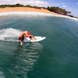 Surfing Holiday at Arugam Bay, Sri Lanka - Surfing away from the crowds at Arugam Bay