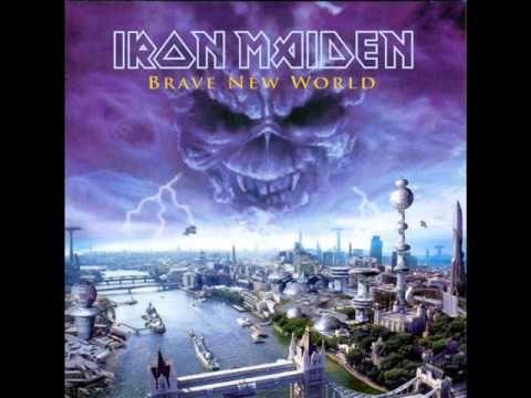 Iron Maiden - Blood Brothers - YouTube