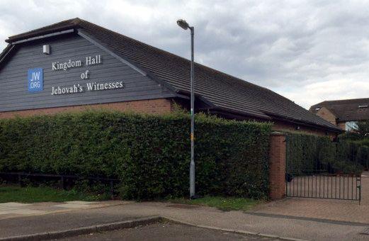 Stevenage's Kingdom Hall UK