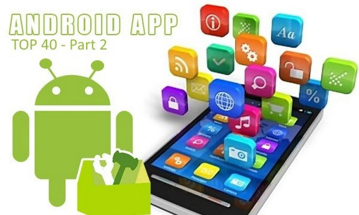 Top 40 Free Apps part two