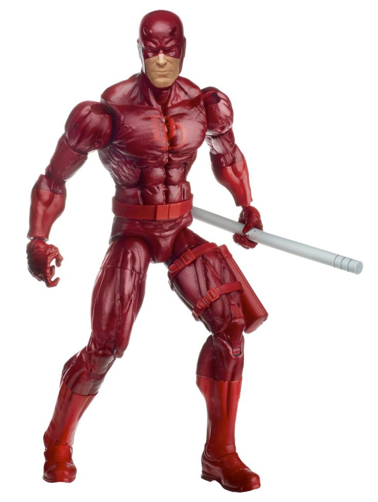 New York Toy Fair '15: Official Images Of Marvel Legends 6″ Figures By Hasbro. Possibly the best DD I've seen.