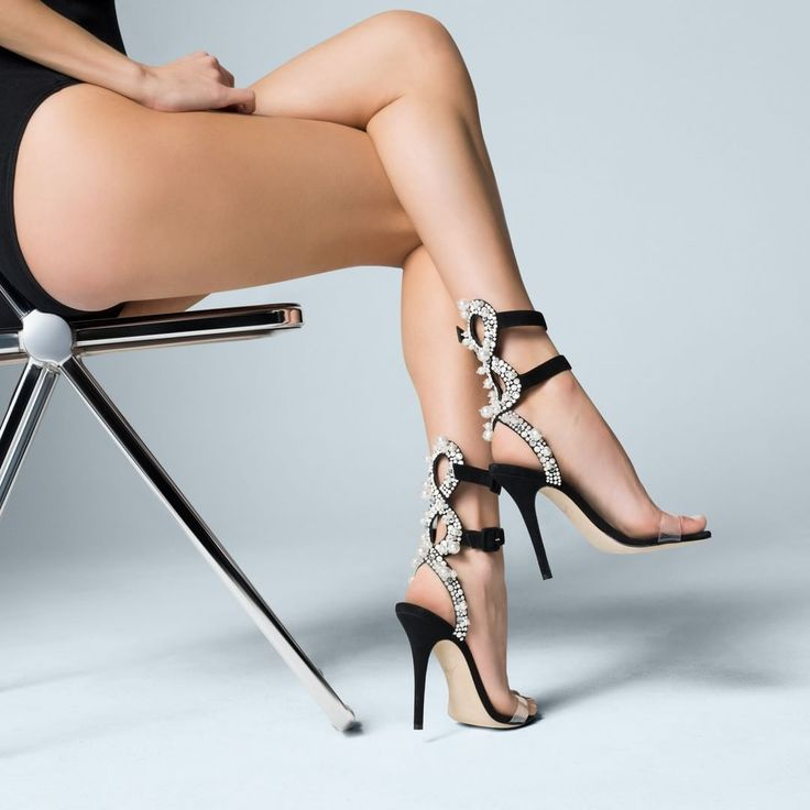 Sexy Heels And Sexy Legs