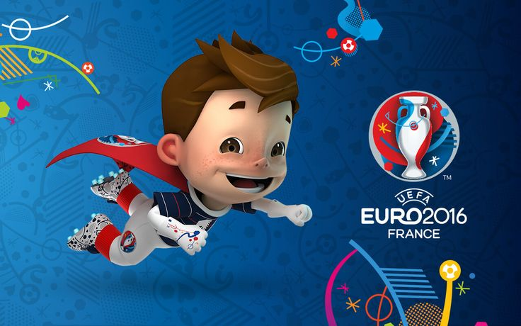 Mascotte di UEFA EURO 2016 - UEFA.com - Support your team! Sunglasses for UEFA European Championship 2016 #euro2016 #otticanet #sunglasses #puma #italiaindependent #uefa