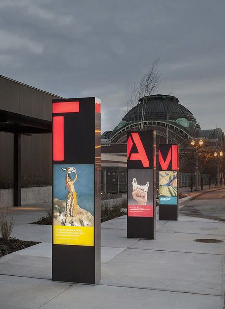 Tacoma Art Museum, by Studio Matthews                                                                                                                                                                                 Mais