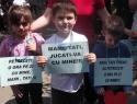 """Pe 1 iunie 2012, 19.000 de copii au strigat la aceeasi ora:  """"Mami, tati, astzi ai timp sa petreci o ora cu mine?"""""""