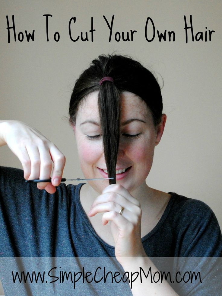 how to cut your own hair the mumsnet haircut 17 best