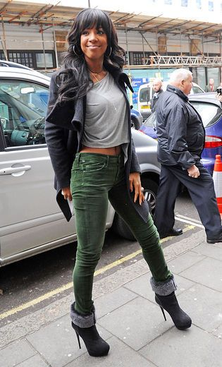 Kelly Rowland-adore these pants