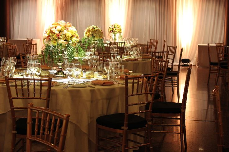 Floral centre pieces: Adelaide Flower House  Chairs: Chaircovers Overall