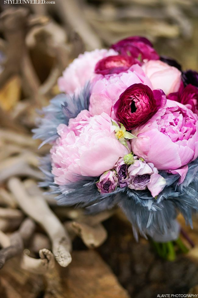 Pretty Flowers from Lola Event Floral & Design / Alante Photography / Style Unveiled