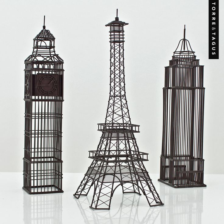 London, Paris or New York? Add a touch of historical architecture to your home décor with a Frame Wire Building of your favourite place. #TorreAndTagus #TravelHomeDecor #EiffelTower #EmpireState #BigBen www.torretagus.com