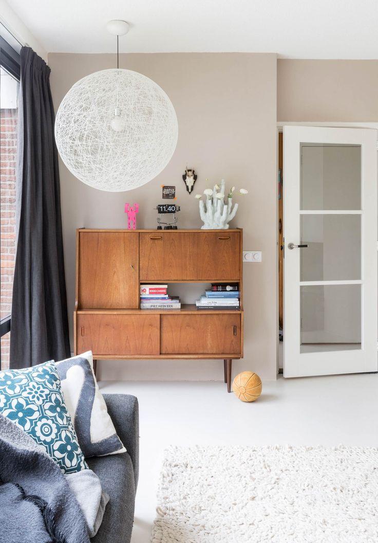 vintage closet living room