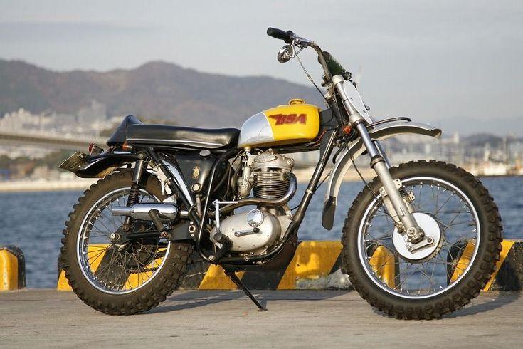 平和モーターサイクル - HEIWA MOTORCYCLE - | BSA B441 (BSA)