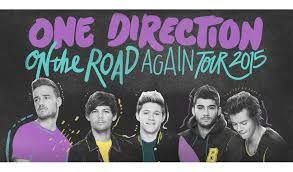OTRA 2015 who has tickets? #one direction #harry styles #niall horan #liam Payne #louis tomlinson