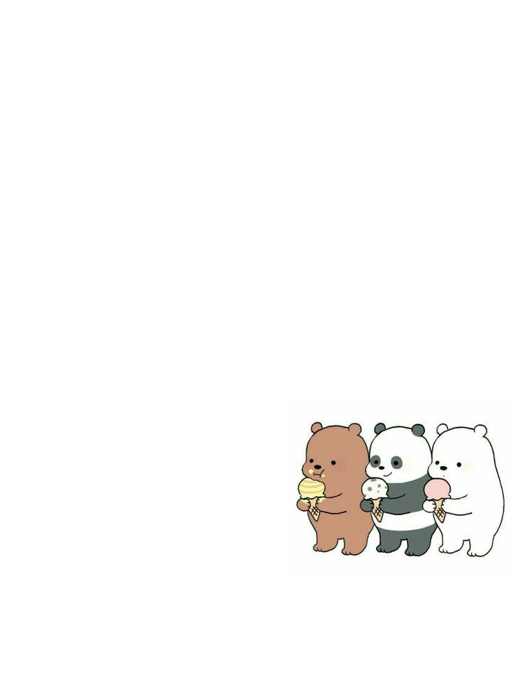 We Bare Bears!!!