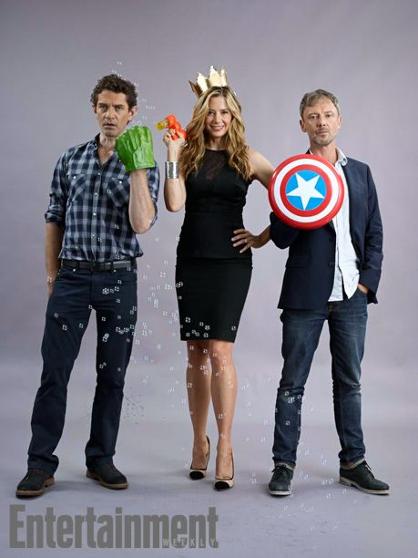 James Frain, Mira Sorvino, and John Simm, Intruders. See more stunning star portraits from our photo studio at San Diego Comic-Con 2014 here: http://www.ew.com/ew/gallery/0,,20399642_20837151,00.html