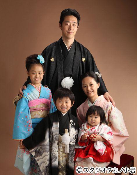 七五三 家族写真特集!―七五三の家族写真で『家族の絆』を形に|七五三ドッとコム連載特集企画